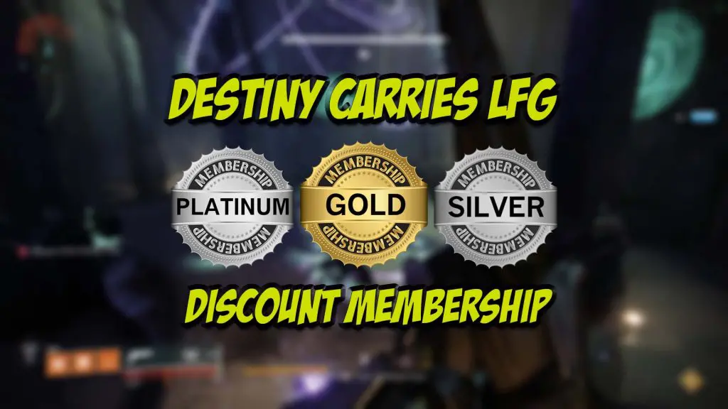 Discount Membership