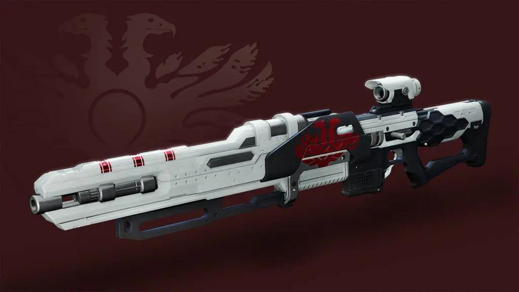 Revoker Pinnacle Weapon Sniper Crucible